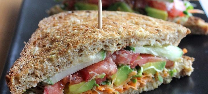 10 Super Healthy Lunches For Work (GF) (V)