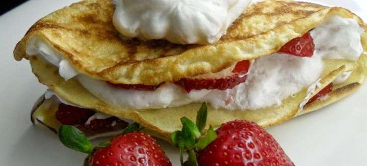 Amazingly Simple, Delicious and Healthy Pancakes! (Gluten and Dairy-Free)