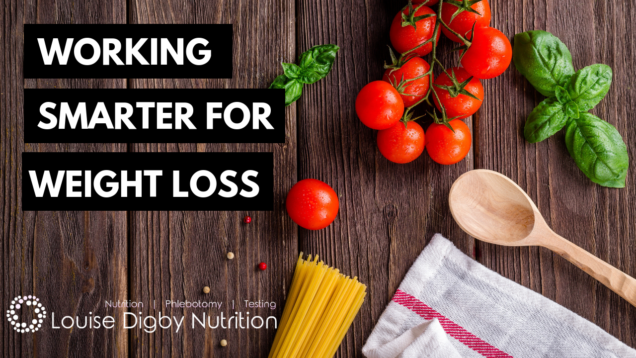 Work Smarter For Weight Loss